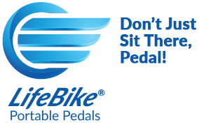 LifeBike Portable Pedals